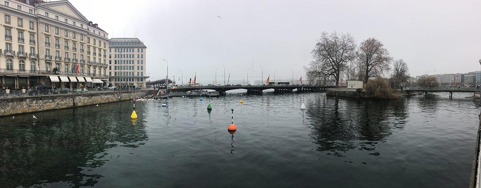 Cap d'any a Ginebra
