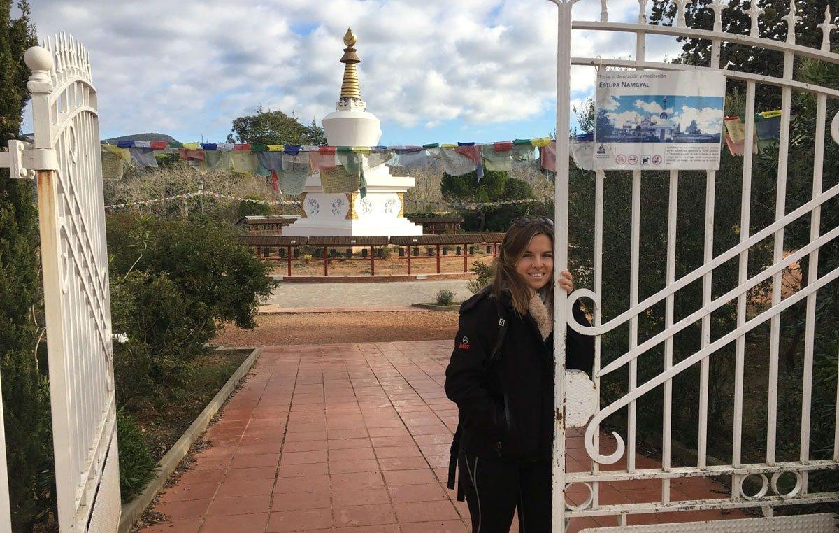 Visita al Parc del Garraf: Monestir budista i Jafre