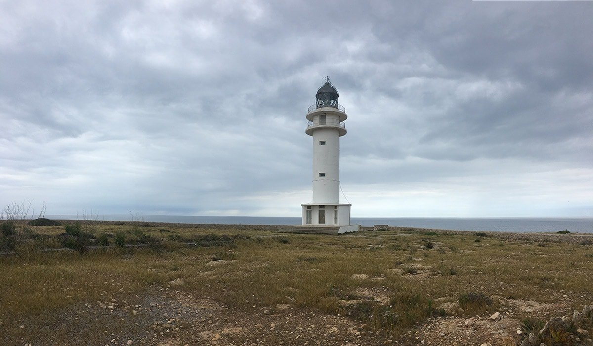 Far Cap de Barbaria de Formentera
