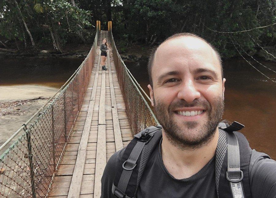 Accedint al Refugio Nacional de Vida Silvestre Gandoca-Manzanillo