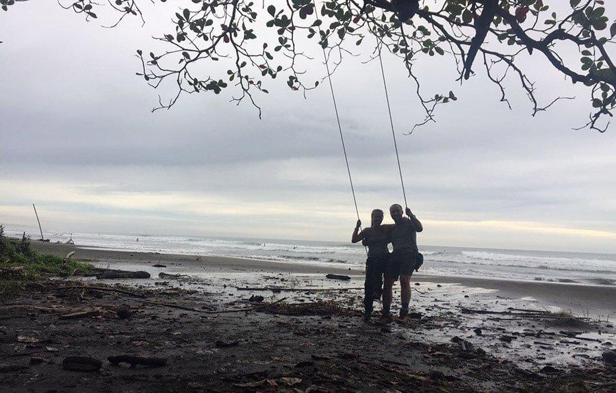 Playa Negra de Cahuita