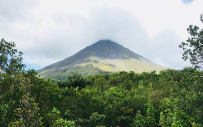 La Fortuna: Volcán Arenal