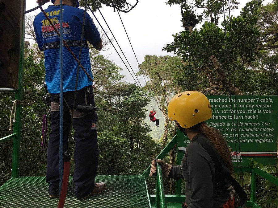 Parc d'Aventura de Monteverde: una experiència única!