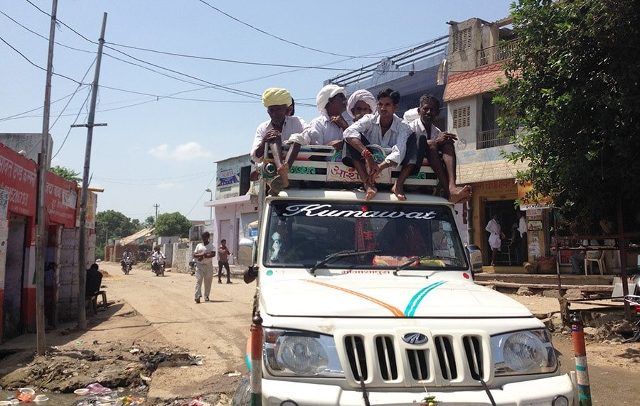 Viatge a l'Índia: Itinerari de 16 dies