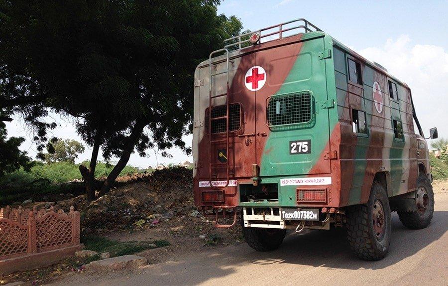 Quines vacunes necessito per viatjar a l'Índia?