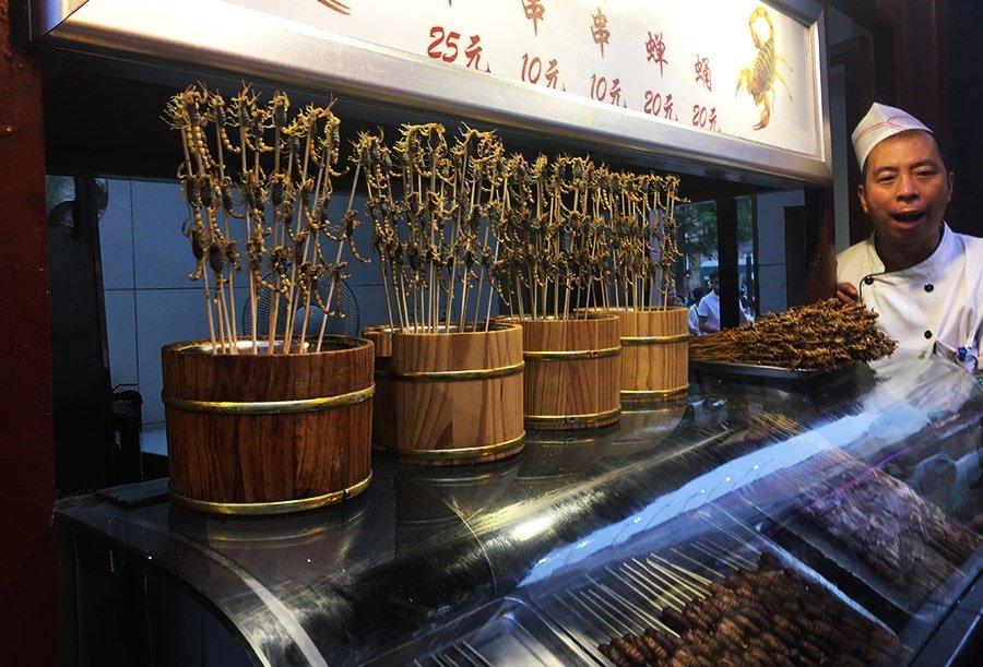 Què menjar a Xina? Recorregut gastronòmic