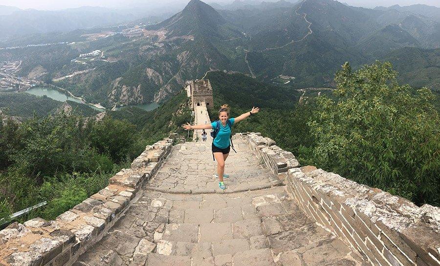 Com visitar la Gran Muralla Xinesa