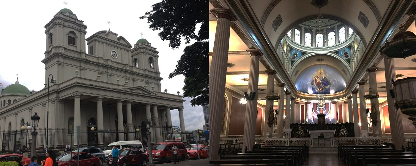 Catedral Metropolitana de San José