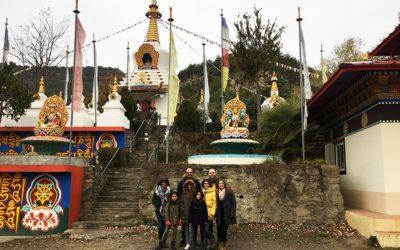 Visita al Centre Budista Dag Shang Kagyü de Panillo