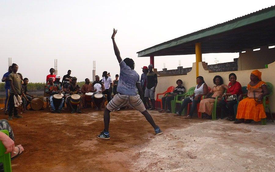 Dundunba a Guinea Conakry