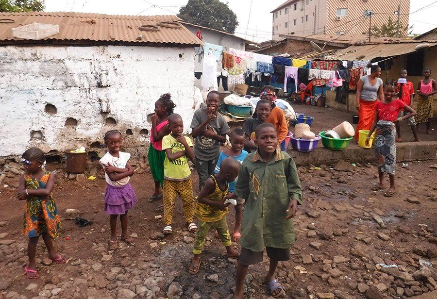 Guinea Conakry: gastronomia, transport, societat i cultura ...