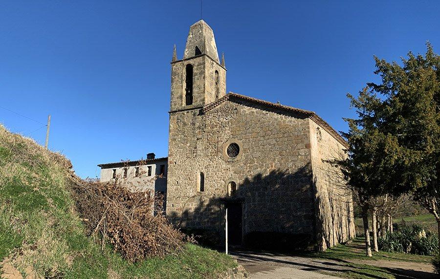 Església Sant Miquel de Sacot