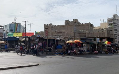 Dakar i l'illa de Gorée