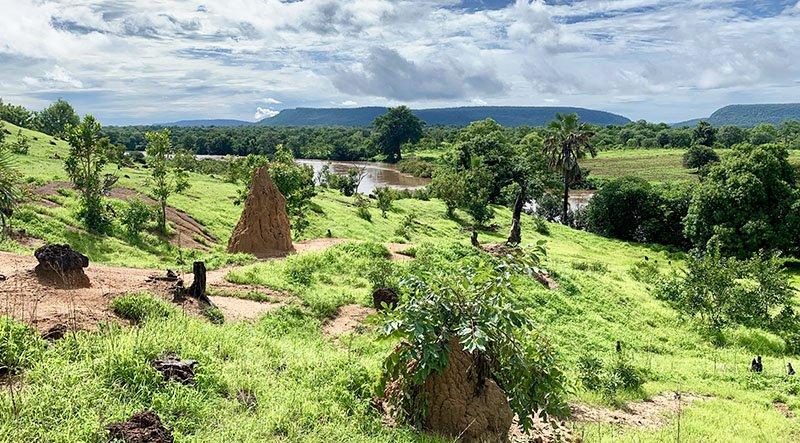 Riu Gàmbia al País Bassari